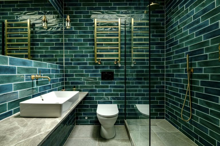 Green Bathroom Ideas – Spring at Your Home